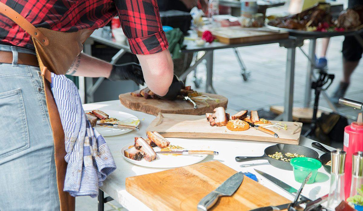 De gerechten van de Fryske Grillmaster in 2018