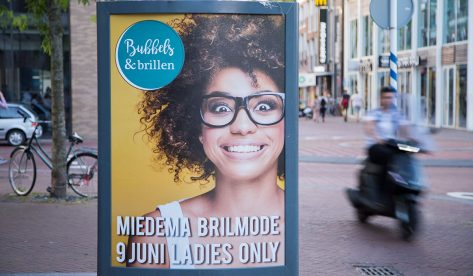Bubbels & Brillen - event 9 juni 2018 bij Miedema Oogzorg