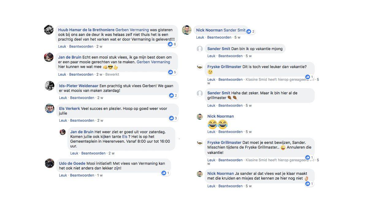 Webcare Fryske Grillmaster door Opgevallen